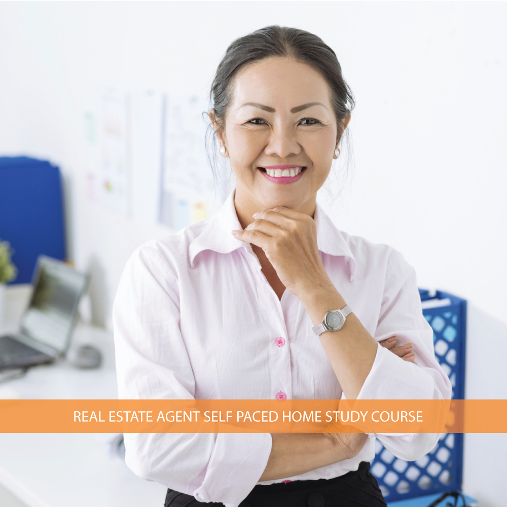 Real Estate Agent Self Paced Home Study Course