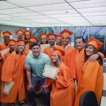 June 2017 Graduates & 10 Tips for Mental Toughness
