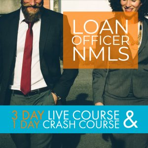 NMLS + Crash Course NMLS Class Loan Officer School Get your NMLS License 20 Hour SAFE Comprehensive Course Loan officer Classes college of real estate theCORE