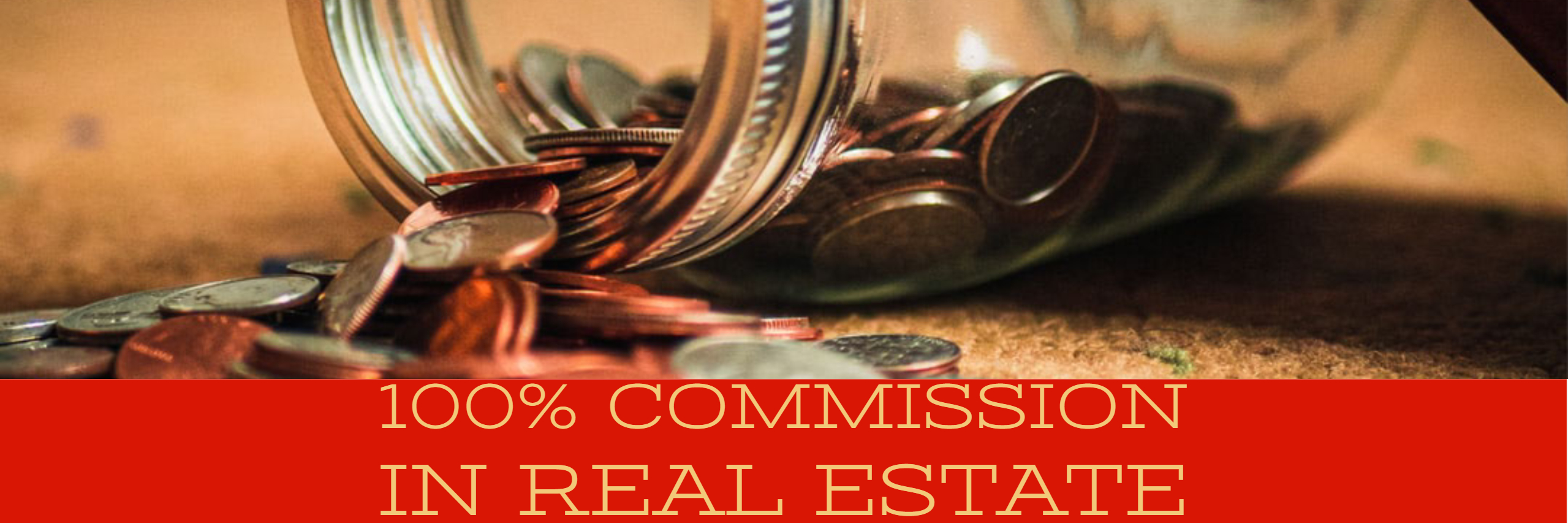 100% Commission In Real Estate